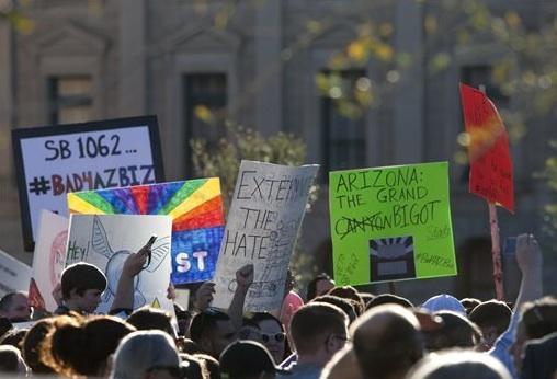 LGBTI rights & US Bill of Rights under attack in Arizona
