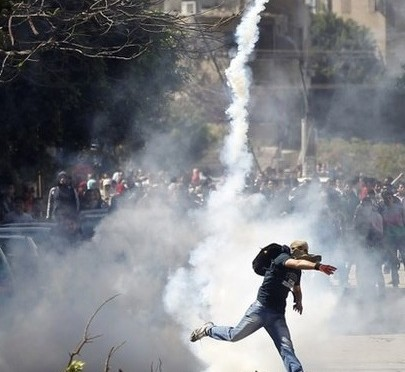 Protests continue in Egypt against military repression