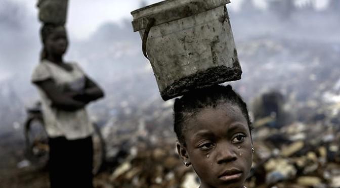 E-waste dumping in Ghana