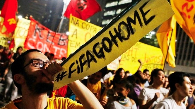 FIFA getting nailed for corruption and contempt for human rights–again!