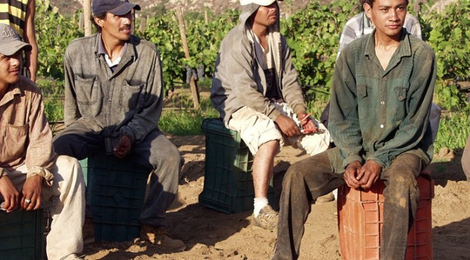 Mexican immigrants (from thebentangle.wordpress.com) May 15 2014