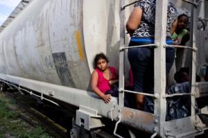 Unaccompanied minor immigrant July 23 2014
