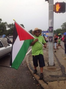 Ferguson to Gaza August 19 2014