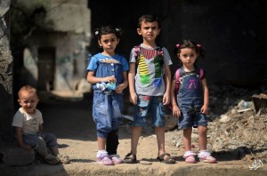 Gaza kids Sept 28 2014