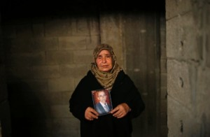 Gazan widow (Mohammed Salem:Reuters) Oct 21 2014