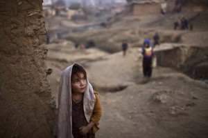 Afghan refugee in Pakistan (M. Muheisen:AP) Dec 28 2014
