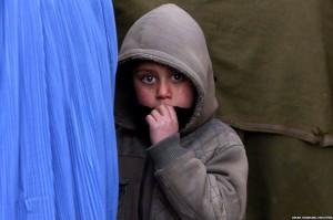Kabul child (Omar Sobhani:Reuters ) Jan 13 2015