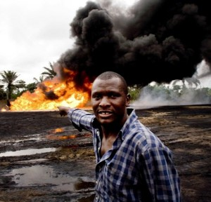 Niger Delta (Photograph- Ed Kashi:VII Photo:Everydayclimatechange) Jan 28 2015