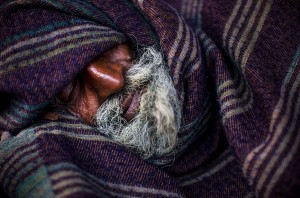 Homeless in India (Bernat Armangue:AP) Feb 22 2015
