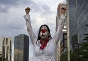 Mexico City ( Ronaldo Schemidt:AFP:Getty Images) Mar 27 2015