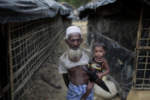 Rohingya in Bangladesh (AM Ahad:AP) May 28 2015