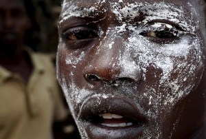 Burundi protester (Goran Tomasevic:Reuters) June 2 2015