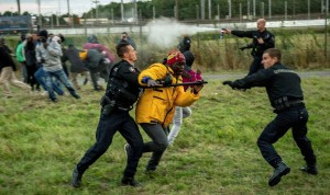 Calais (Philippe Huguen:AFP:Getty Images) July 30 2015