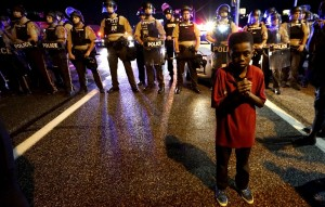 Ferguson (Rick Wilking:Reuters) August 10 2015