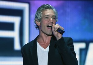 Matisyahu. (photo credit-ETHAN MILLER : GETTY IMAGES NORTH AMERICA : AFP)