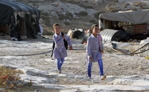 Susya, West Bank (Hazem Bader:AFP:Getty Images) August 24 2015