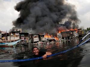 Paranaque city, Philippines (Francis R Malasig:EPA) Oct 29 2015