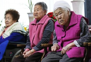 Comfort women (REUTERS:Hong Ki-won:Yonhap) Dec 29 2015