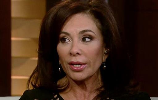 Jeanine Pirro opens mouth, talks racist trash. Again ...