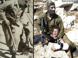 68 years of occupation- then & now (Images From Palestine)