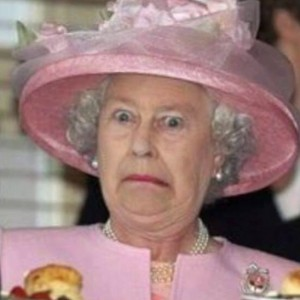 Betty Windsor on her 90th