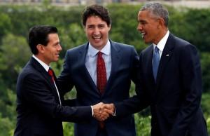 The 3 amigos (REUTERS:Chris Wattie)