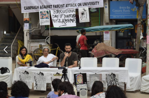 Campaign Against Fascist Attack on University (panel)