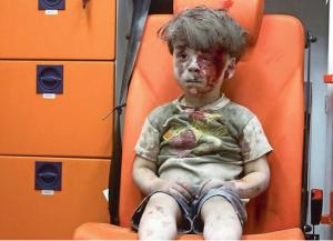 Omran (Anadolu Agency:Getty Images) Sept 21 2016