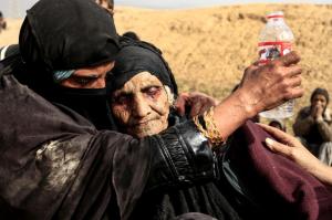 Flight from Mosul (REUTERS:Zohra Bensemra) Feb 27 2017