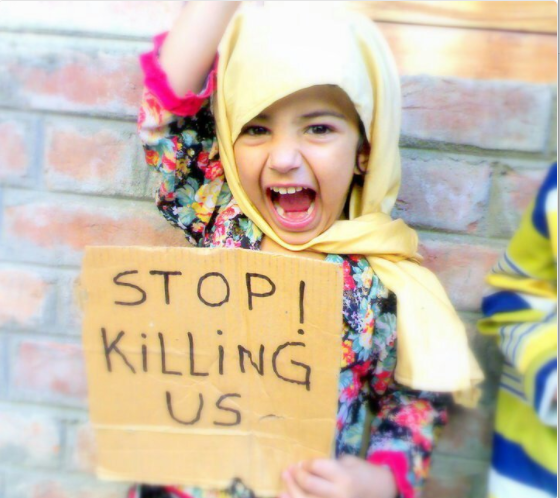 Kashmir's Little Freedom Fighter