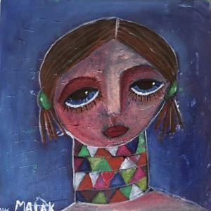 Artwork by Malak Mattar