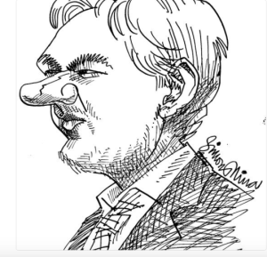 Assange by Simon Ellinas