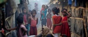 Rohingya children in Cox's Bazar, Bangladesh (UNHCR:Aaiful Huq Omi) May 7 2017