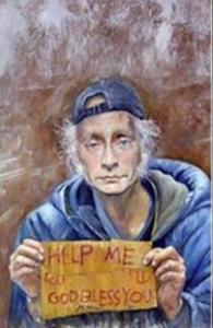 Putin by Abdalla Al Omari