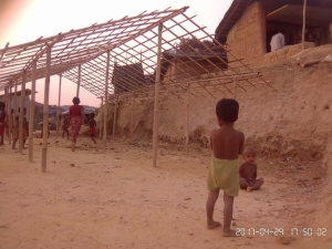 Rohingya camp in Bangladesh June 17 2017