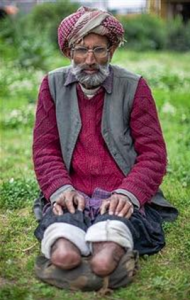 Humans of Occupied Kashmir