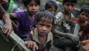 Ro kids fleeing in boat (CNN) Sept 20 2017