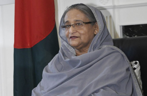 Sheikh Hasina (Dhaka Tribune) Oct 3 2017