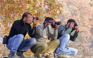 Kashmiri photojournalists (Wasim Nabi) Nov 14 2017