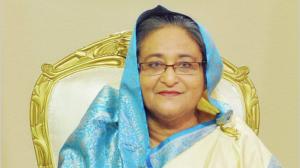 Sheikh Hasina Feb 7 2018