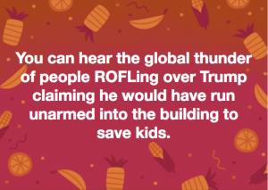 Trump meme Feb 27 2018