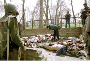 Bodies of 22 Kashmiris Mar 30 1996 (Inside Kashmir) Mar 30 2018