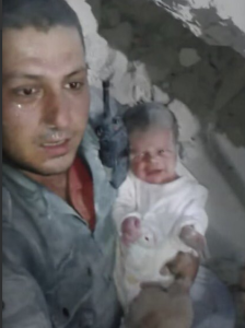 Khaled Harah, Last Man in Aleppo Mar 2018