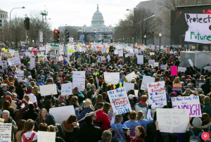 March for our Lives (MICHAEL REYNOLDS:EPA-EFE:REX:Shutterstock) Mar 24 2018