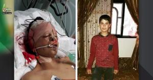 15-yr-old Azzam Awida RIP (Great Return March) Apr 28 2018