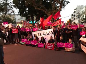 Tel Aviv (Simone Zimmerman) May 15 2018