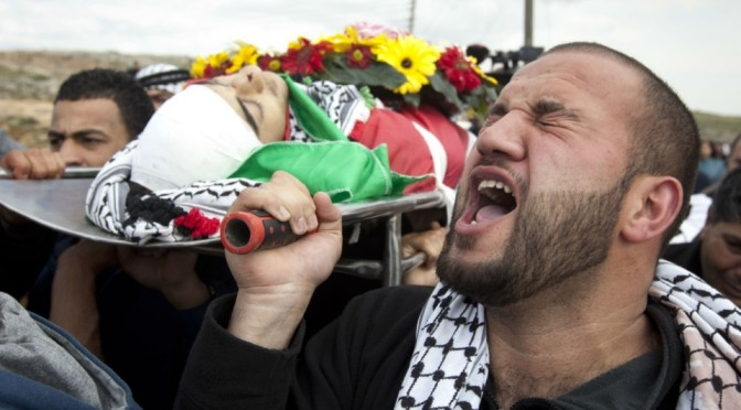 Long live Palestinian intifada!