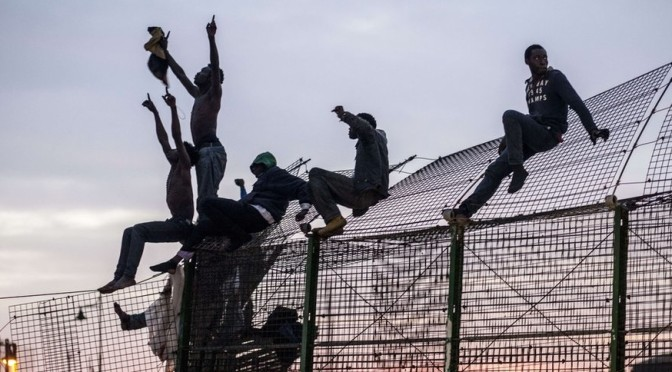 The unspeakable barbarisms of European Union immigration policies