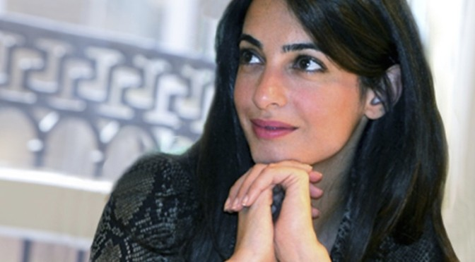 Clooney no marital catch; neither is Alamuddin