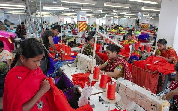Sweatshop industry waging public relations campaign for respectability